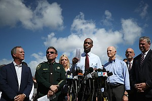 Officials Vow To Ensure 'Justice Is Served' After Shooter...