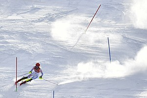 Mikaela Shiffrin Is Shut Out Of Medals In Slalom At Winte...