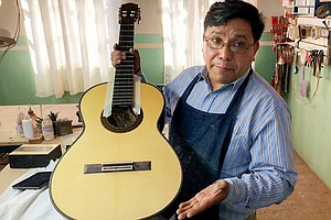 A Town In Mexico Sees Guitar Sales Soar Thanks To The Mov...