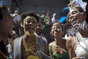 Rio Carnival: When Brazil Lets Out Its Mysterious 'Inner ...