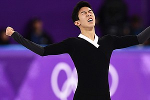 Nathan Chen Turns Page, Makes Olympic History By Landing ...
