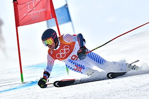 Ted Ligety Ties For 15th In Giant Slalom, Austria's Marce...