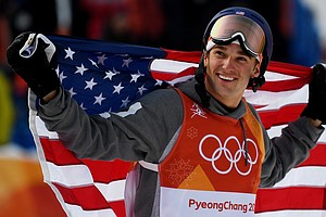 Nick Goepper Wins Silver In Slopestyle, Gus Kenworthy Pla...
