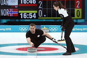 Formal Doping Case Is Opened Against Russian Curler Who W...