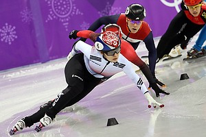 The Experts Known As 'Ice Meisters' Create Perfect Olympi...