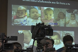 Japanese 'Baby Factory' Man Gains Custody Of 13 Surrogate...