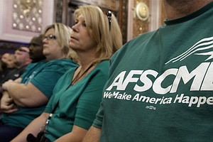 Supreme Court Hears Fiery Arguments In Case That Could Gut Public Sector Unions
