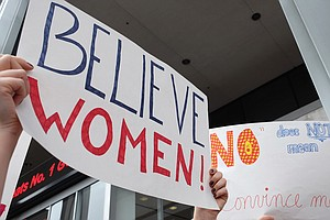A New Survey Finds 81 Percent Of Women Have Experienced S...