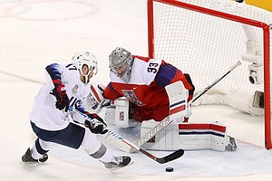 U.S. Men's Hockey Team Is Bounced From Olympic Tournament...