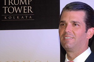 Donald Trump Jr. Is Impressed By The 'Smile On A Face' Of...