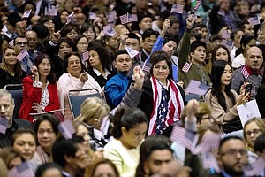 America No Longer A 'Nation Of Immigrants,' USCIS Says
