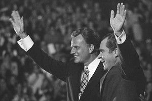 Billy Graham Walked A Line, And Regretted Crossing Over I...