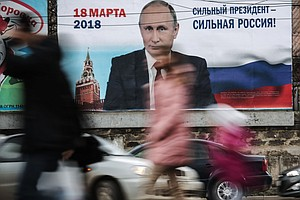 Exiles In Their Country, Crimean Dissidents Resist Russia...