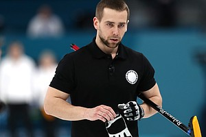 Russian Curler Stripped Of Olympic Bronze After He's Foun...