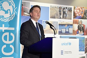UNICEF Official Quits After Inappropriate Behavior Allega...
