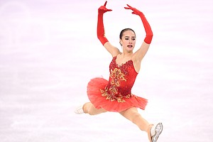 Zagitova Edges Medvedeva To Win Figure Skating Gold At Py...