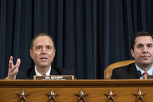 Memo By House Intelligence Committee Democrats Released A...