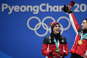 Canada Has Best-Ever Winter Olympics Performance, Despite...