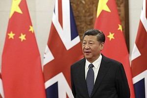 China Proposes Lifting Presidential Term Limit