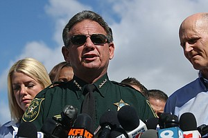 Broward Sheriff Under Scrutiny For Handling Of Parkland S...