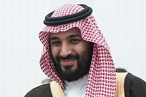 Why Saudi Arabia Is Suddenly Shaking Up Its Military