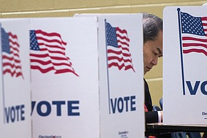 Polling Place Battleground: Freedom Of Speech Versus Free...