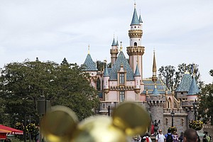 Some Disneyland Employees Struggle To Pay For Food, Shelt...