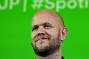 Spotify Files Papers For Its Entry To The Stock Market