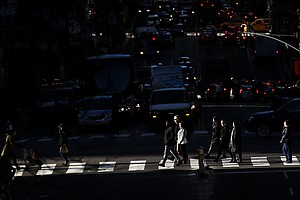 Pedestrian Fatalities Remain At 25-Year High For Second Y...