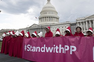 Planned Parenthood Plans Major Political Effort In Key States For 2018 Midterms
