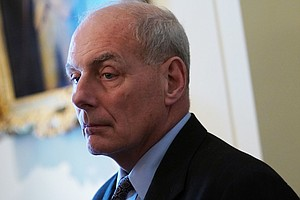 Trump Chief Of Staff Kelly: I Didn't Want To Leave DHS Bu...