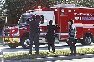 PTSD Currently Doesn't Qualify Parkland First Responders For Workers' Comp