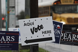 Democrats, Women Candidates Score Big In Texas Primaries