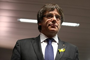 From Exile, Puigdemont Abandons Pursuit Of Catalonian Pre...