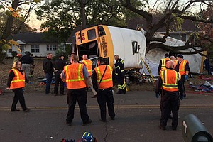 Bus Driver Convicted Of Negligent Homicide In Crash That ...