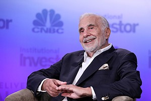 Before Trump Announced Tariffs, Icahn Sold Off Millions I...