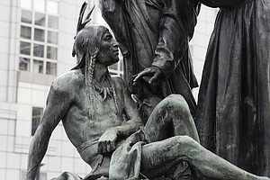 San Francisco To Remove 19th Century Statue Critics Say D...