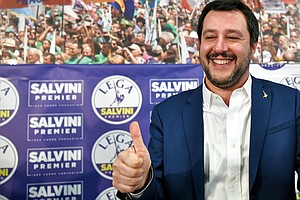 After Italy's Election, 2 Rival Populist Parties Claim Ri...