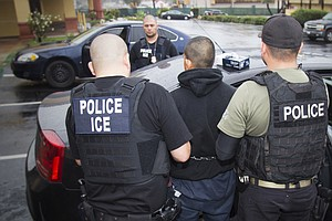 Ex-Judges To ICE: End Immigration Arrests At Courthouses