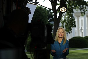 Kellyanne Conway Violated Federal Ethics Rules, Watchdog Agency Says