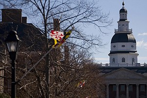 Md. Senate Passes Bill Requiring Presidential Candidates ...