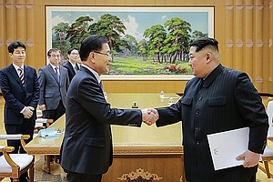In Possible Breakthrough, North Korea Open To Talks With ...