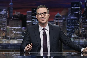 John Oliver Finds Humor In The News No One Wants To Hear ...