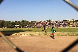In Ethiopia, Soccer Stadiums Have Become Political Battle...