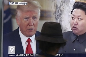 White House Says North Korea Meeting Will Happen Only Wit...