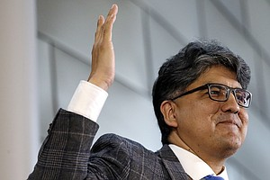 Beset By Sexual Harassment Claims, Sherman Alexie Decline...
