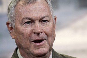 GOP Congressman's Pro-Russia Views Are An Issue In Re-Ele...