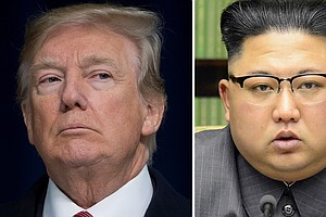 High Risk, High Reward For Trump's Meeting With North Kor...