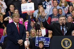 Trump In Pennsylvania: I Need Rick Saccone To Help 'Keep ...