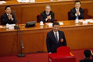 China Removes Presidential Term Limits, Enabling Xi Jinpi...
